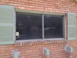 Replacement Window Before Slider